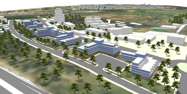 В Израиле будет построена новая больница