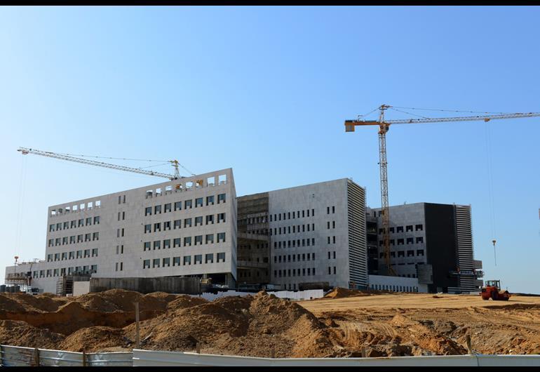 В Ашдоде в конце мая открывается новая больница