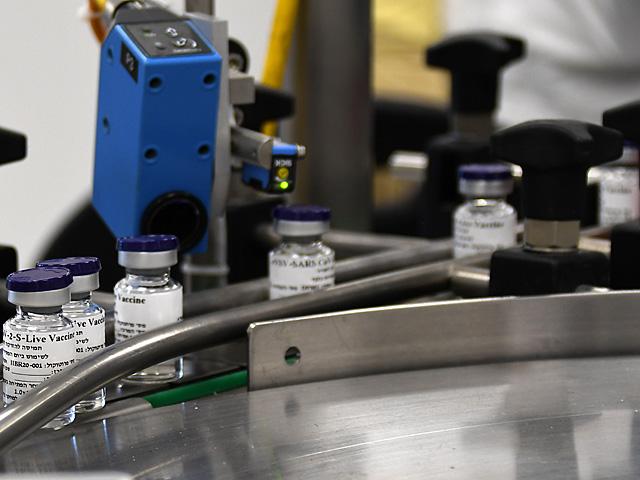 Медицина Израиля: начинаются испытания израильской вакцины от коронавируса
